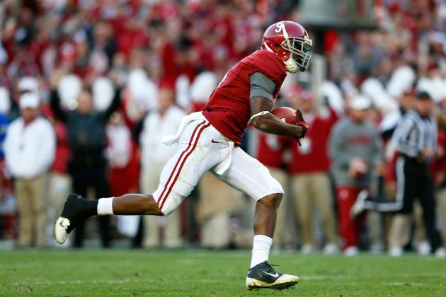 Alabama Football: Amari Cooper Key to Crimson Tide Win over Georgia