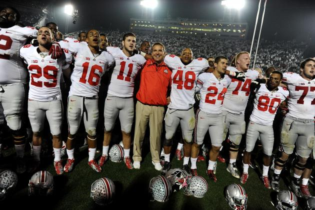 Ohio State Football: 2013 Schedule Sets Buckeyes Up for Another Perfect Season