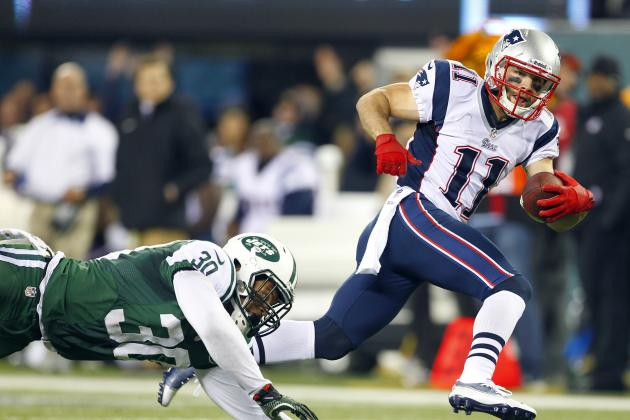 New England Patriots Carve Out Another End-Zone Feast on Thanksgiving