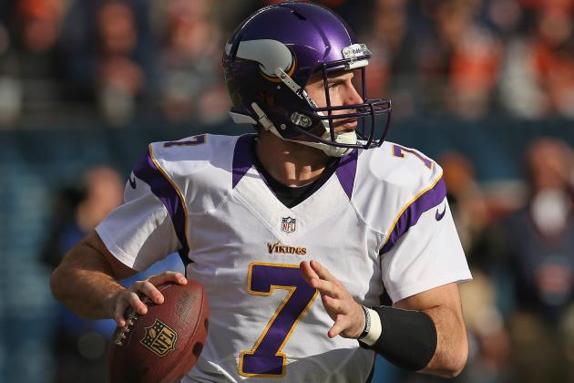 Debate: Is Ponder a Franchise Quarterback?
