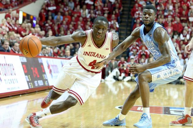 Indiana Hoosiers Look Impressive in Blowout Against North Carolina