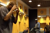 Zach Randolph Is Filmed by Teammate Rudy Gay Failing a Simulated DUI Test