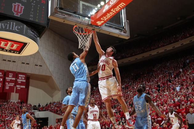 Indiana Basketball: Hoosiers Show Why They'll Be the Hunted with Romp over UNC