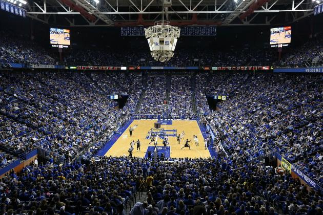 Kentucky Basketball: Rupp Arena Will Be Even More Challenging for SEC Opponents