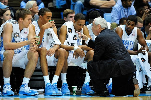 North Carolina Basketball: Diagnosing the Holes in Its Starting 5
