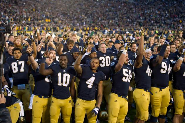 Why Notre Dame Haters Need to Take a Step Back; Irish Are Legit
