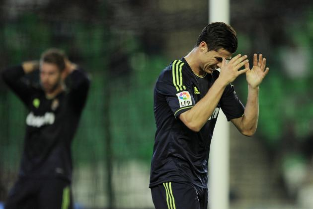 Cristiano Ronaldo Must Lead Way for Real Madrid to Get Back on Track