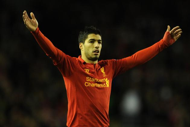 Liverpool Transfer News: Reds Must Hold on to Luis Suarez