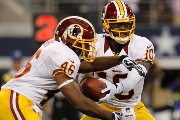 RG3 Would Vote Teammate Morris as Top Rookie