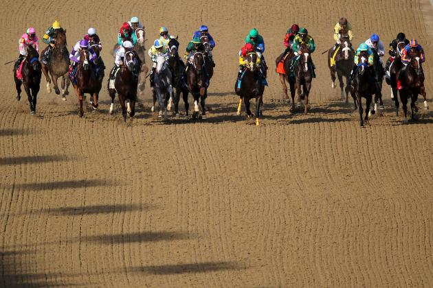 Finley: Ranking the Derby Contenders