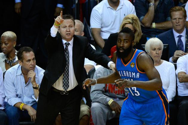 James Harden: Vendettas Will Take Center Stage When Rockets Face Thunder