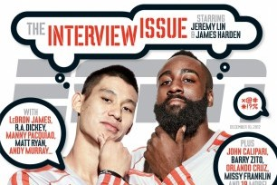Harden and Lin on Beards, Times Square and a Case of Mistaken Identity