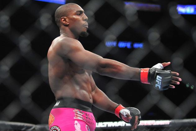 UFC Star Forrest Griffin Doesn't Like Phil Davis' Trademark Pink Shorts