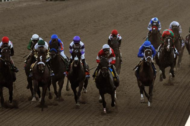 Arlington Park Sues Illinois Racing Board Over Simulcast Decision