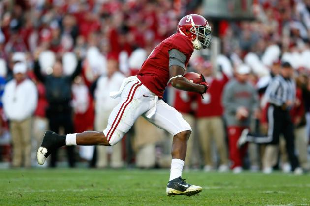 Tide Offense Aware of Jarvis Jones, but Focus Remains on Entire Georgia Defense