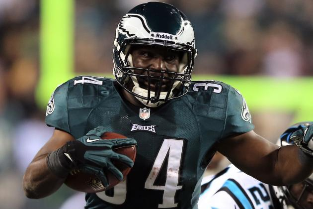 Bryce Brown: Eagles Rookie RB Is a Fantasy Must-Start in Week 13