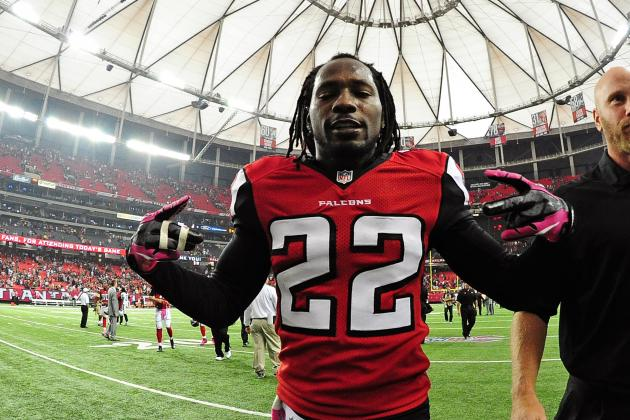 Asante Samuel Says Falcons Aren't Saints' 'Little Brother'