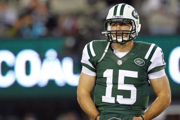 Rex Says Tebow Will Be 'Ready to Go'