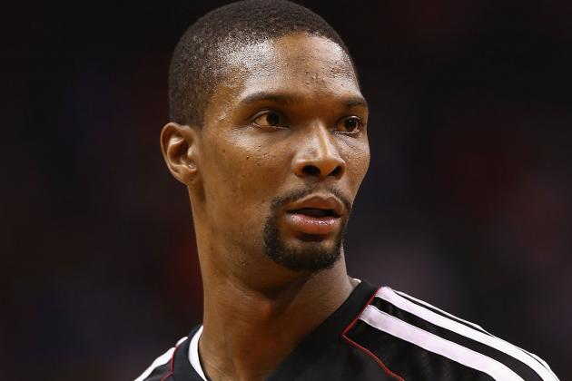 Bosh No Longer All About the Numbers