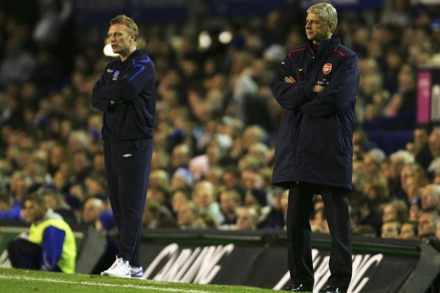 Everton's David Moyes Is No Replacement for Arsenal's Arsene Wenger