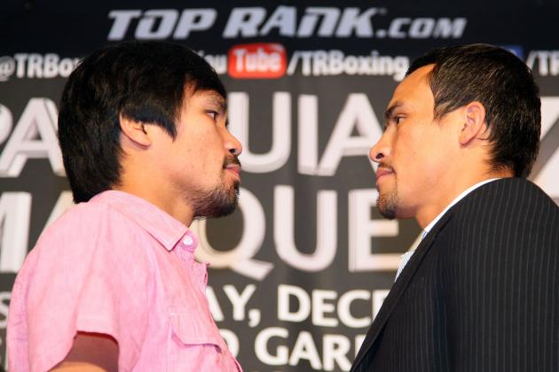 Manny Pacquiao vs. Juan Manuel Marquez: Ideal Strategy for Each Boxer
