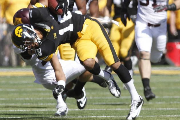 Micah Hyde Named Big Ten Defensive Back of Year