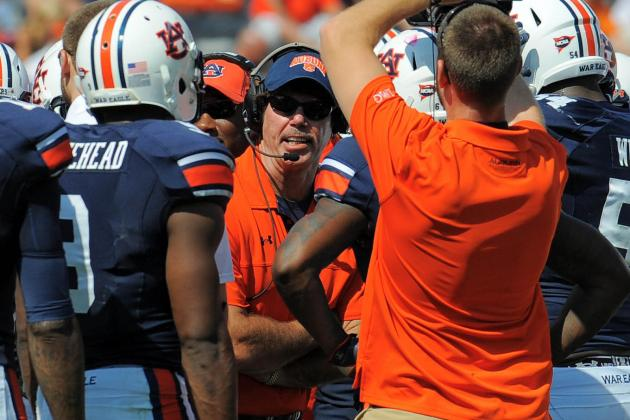 What Is Next for Auburn's Assistant Coaches?
