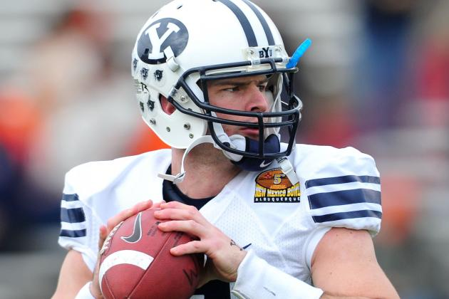 BYU Football: Lark's Performance Sparks What-Ifs for Cougars
