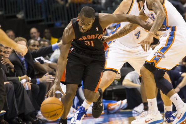 Raptors' Injuries Give Terrence Ross a Shot