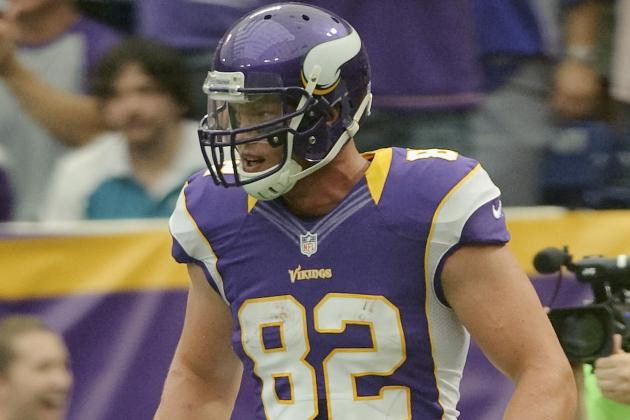 Kyle Rudolph and Harrison Smith Cleared