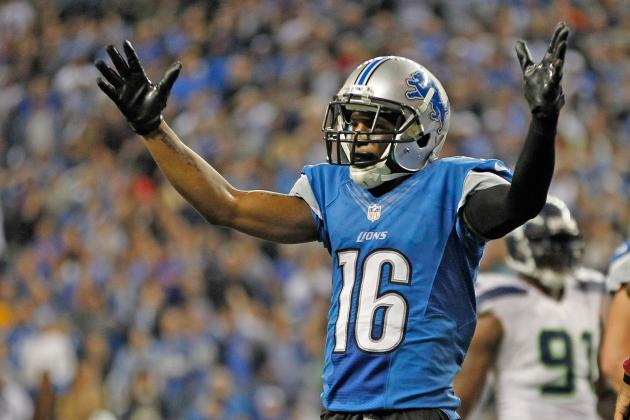 Titus Young Makes Surprising Return to Practice