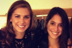 Allison Stokke is Back, With Alex Morgan