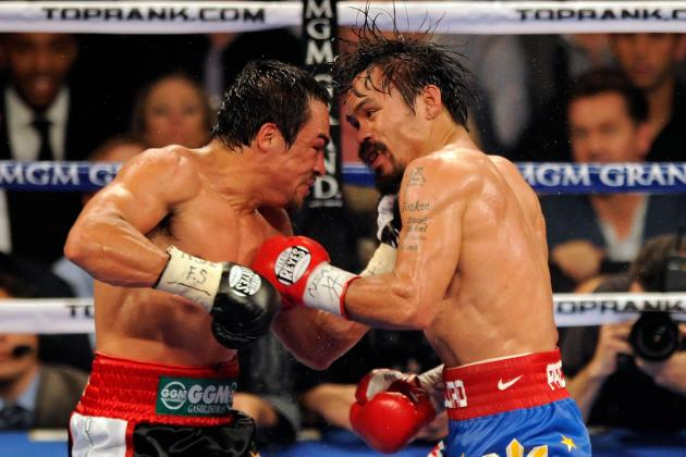 Pacquiao vs. Marquez: Why 4th Bout Won't Go the Distance