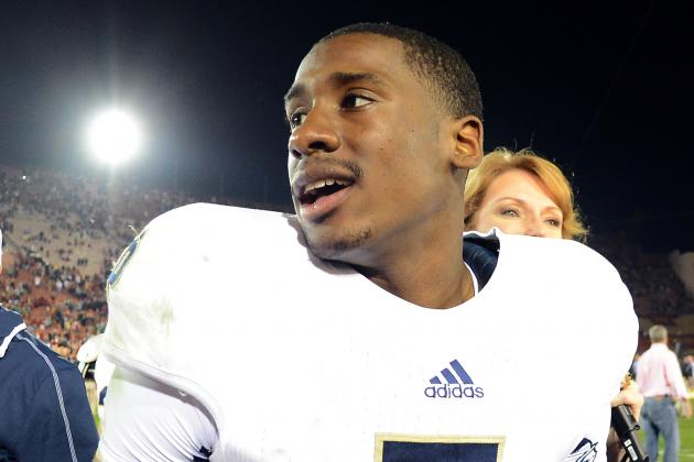 Golson Grows Throughout Memorable First Year