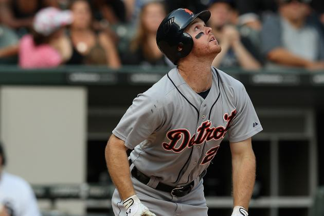Boesch Drawing Interest; Tigers Like Drew