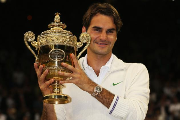Roger Federer's 2012 Season Makes Weak Era Argument a Moot Point