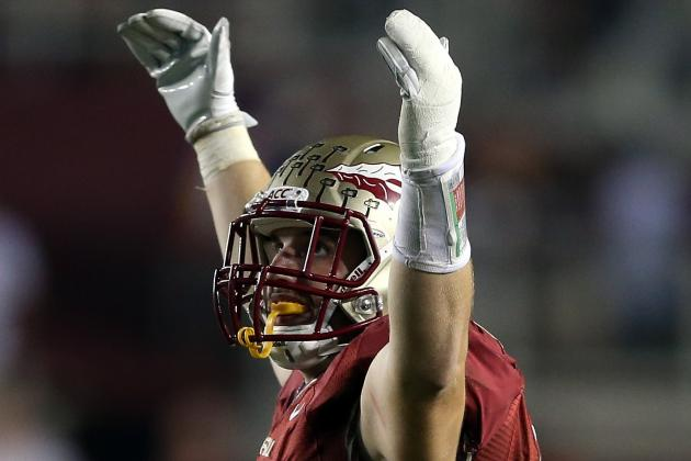 Seminoles' Werner Named ACC's Top Defensive Player
