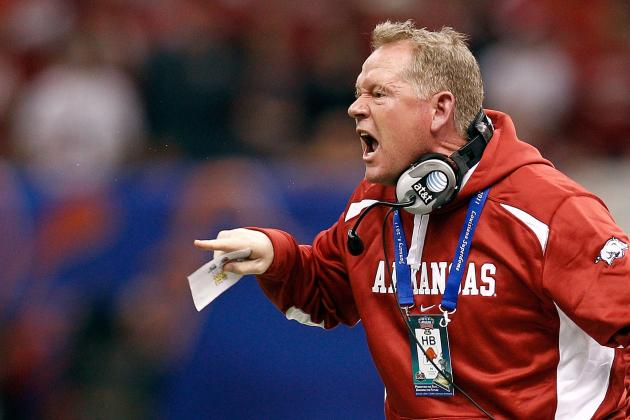 Auburn Football: Bobby Petrino Must Be Tigers' Prime Target for Head Coach