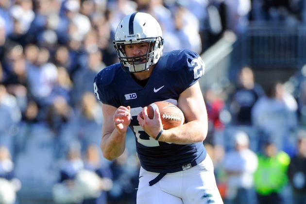 Projecting Penn State's Depth Chart for 2013 Season