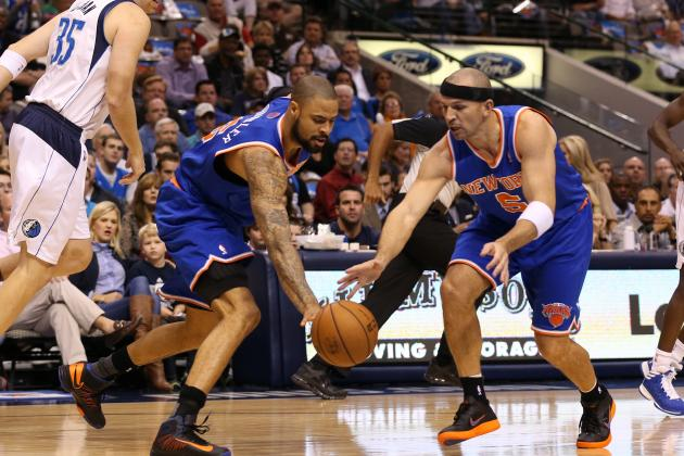 Knicks' Tyson on Kidd: 'We Need Him to Be Healthy for the Long Haul'