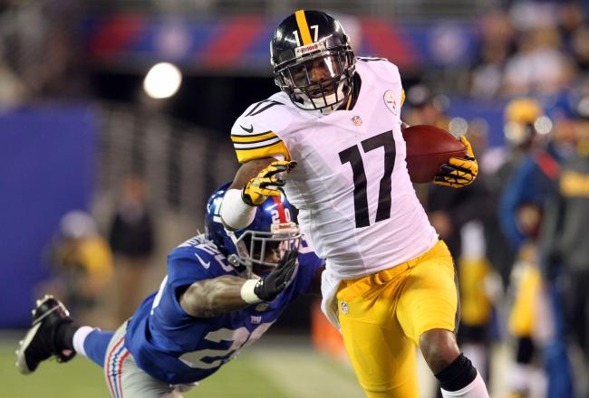 mike wallace steelers