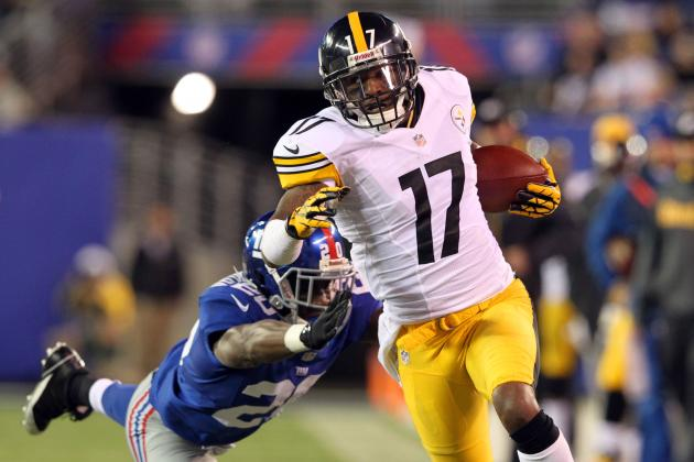 Mike Wallace: How Benching Would Impact WR's Future in Pittsburgh