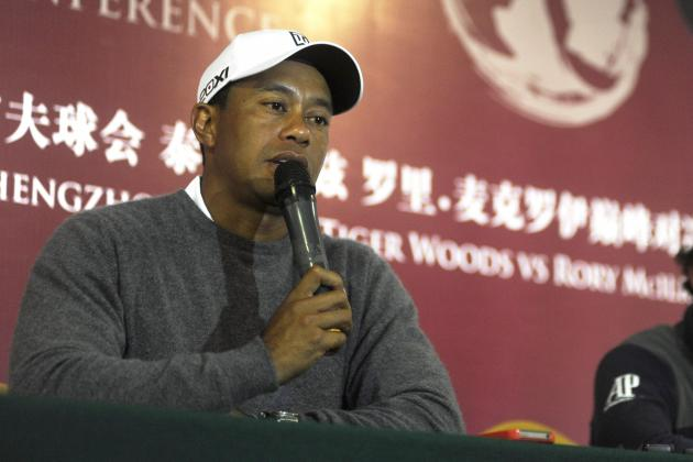 Tiger Talks About Changes to the Old Course at St. Andrews