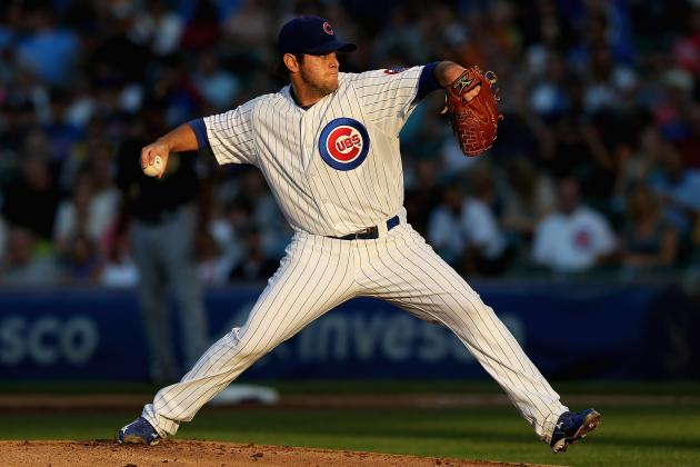 Cubs Designate Casey Coleman for Assignment