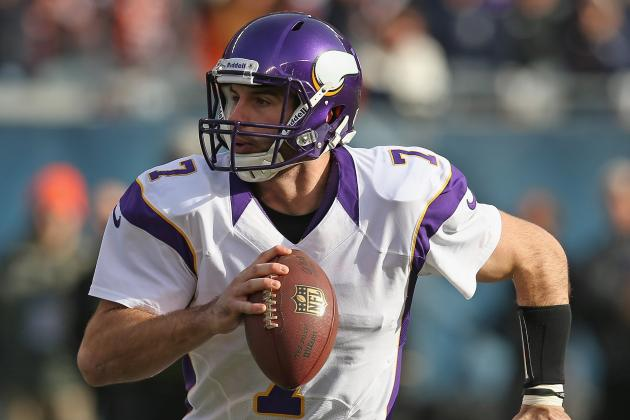 Vikings Weekly Progress Report: Young Team Has to Prove Itself over Last 5 Games