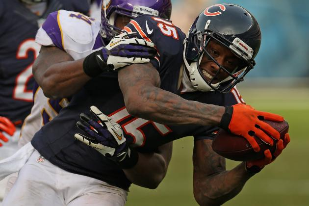 Bears' Brandon Marshall Says Some NFL Players Use Viagra … on the FIELD