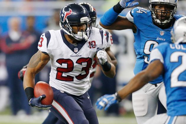 Fantasy Football Week 13 Rankings: Top 40 Running Backs