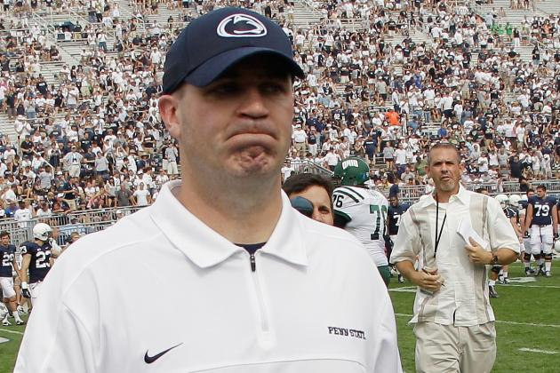 O'Brien's Agent: Coach Committed to PSU