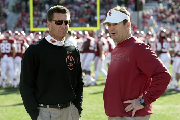 Mike Stoops Talks About Oklahoma Sooners' Defensive Struggles