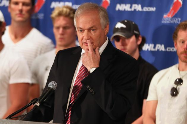 NHL Lockout 2012: Federal Mediation Won't Save League from Lost Season